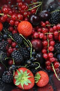 Beerenfrüchte, Foto: Ira Schneider