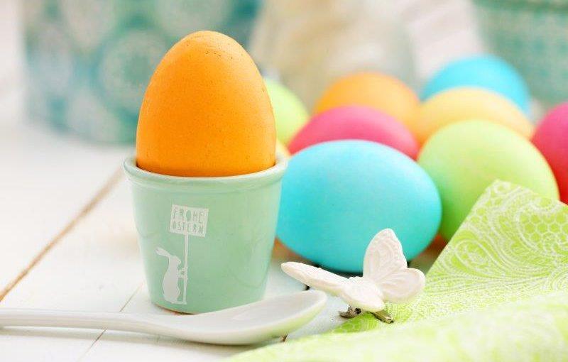 Ei, Ei, Ei … schon wieder Ostern
