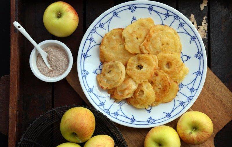 Köstliche Apfelzeit: Eine runde Sache