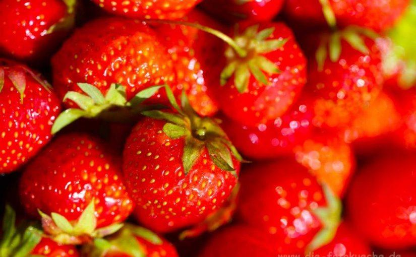 Einmachklassiker Erdbeermarmelade