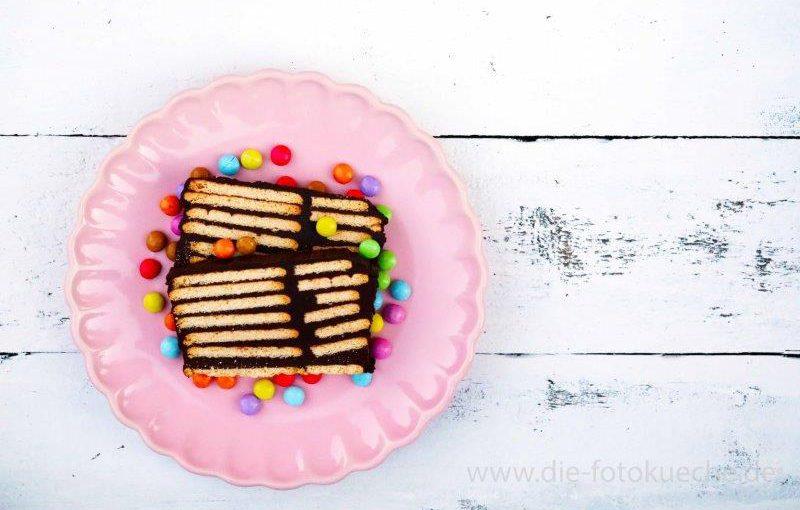Kalter Hund – Kuchenklassiker aus Kindertagen