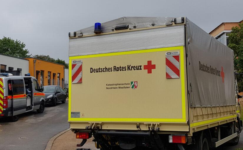 Eine Region im Ausnahmezustand: Flamersheim an der Steinbachtalsperre – Protokoll einer Evakuierung