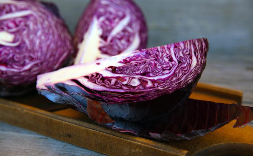 Rotkohl – Küchentraum in Violett